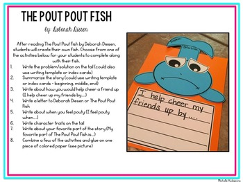 Ocean Read Aloud Activities (includes 4 activities for your ocean unit)