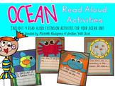 Ocean Read Aloud Activities (includes 4 activities for your ocean unit)