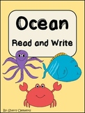 Summer Read and Write (Ocean)