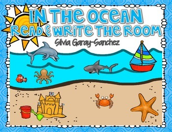 Ocean Read and Write the Room Center