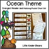 Ocean Reader and Pocket Chart Sentence Set