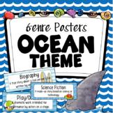 Ocean Reading Genres