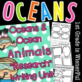 Ocean ocean animals | Distance Learning