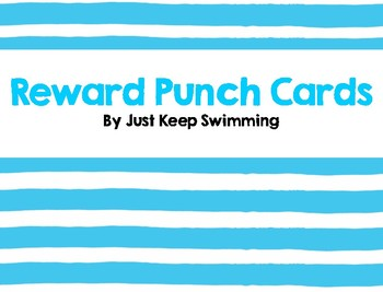 Ocean Reward Punch Cards