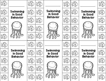 Ocean Reward Punch Cards