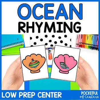 Ocean Rhyming Game