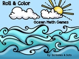 Ocean Math Dice Game