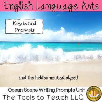 Ocean Scenes Writing