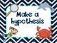 Ocean Scientific Method Classroom Posters