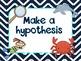 Ocean Scientific Method Classroom Posters