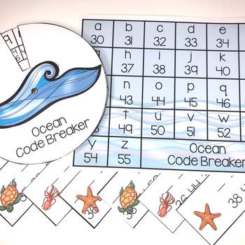 Ocean {Secret Code Words}