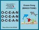Ocean Sing-O Cards