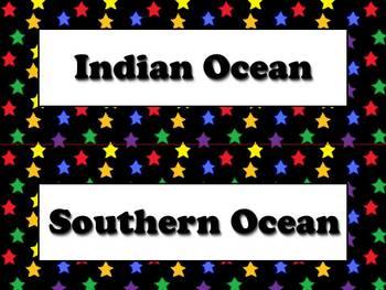 Ocean Strips - Superstars Theme - King Virtue