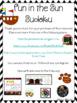 Ocean Sudoku Puzzle Bundle (May, June, Summer Vacation)