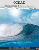 Ocean Terminology & Cursive Copywork