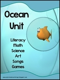 Ocean Thematic Unit