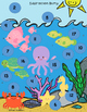 Ocean Theme Bump Game ~ Addition, Subtraction, Multiplicat