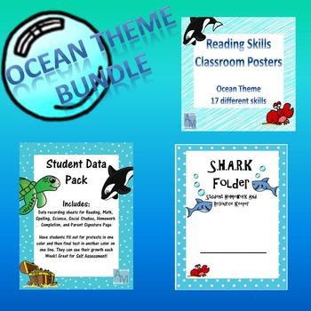 Ocean Theme Bundle