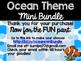 Ocean Theme Classroom Decor: Build Your Own Mini Bundle