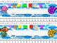 Ocean Theme Classroom Decor: Desk Name Tags