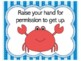 Ocean Theme Classroom Rules | Ocean Theme Class Rules
