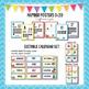 Ocean Theme Classroom Decor Bundle - Under The Sea Classroom Decor EDITABLE