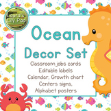 Ocean Theme Decor Bundle
