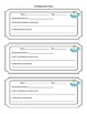 Ocean Theme Exit Tickets