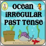 Ocean Speech Therapy Irregular Past Tense Verbs