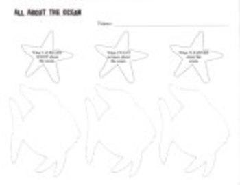 Ocean Theme KWL