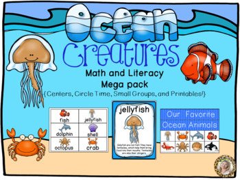 Ocean Mega Learning Pack