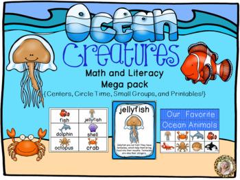Ocean Mega Learning Pack