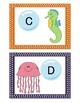 Ocean Theme Library Cards
