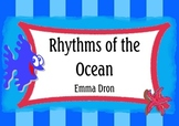 Ocean Theme! Music Rhythm Posters and activities.