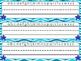 Ocean Theme Name Plates