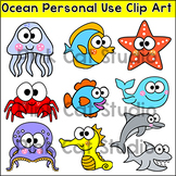 Ocean Theme Personal Use Art