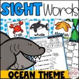 Ocean Theme Preschool (Preschool Summer Packet)