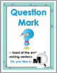 Ocean Theme Classroom Decor Punctuation Posters