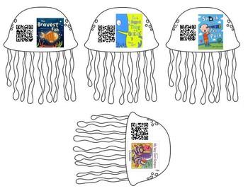 Ocean Theme QR Read Alouds