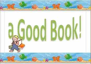 Ocean Theme Reading Board