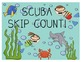 Ocean Theme Under the Sea Skip Counting File Folder Games