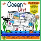 Ocean Unit:  Centers & Activities