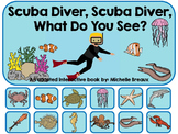 Ocean Themed Adapted Interactive Book {Early Childhood, Au