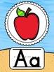 Ocean Themed Alphabet Strip