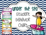 Ocean Themed {Behavior Chart}