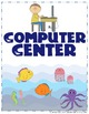 Ocean Themed Center Signs