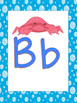 Ocean Themed Classroom Alphabet Border