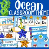 Ocean Wonders: Ocean-Themed Decor Collection (MEGA PACK!)