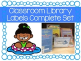 Ocean Themed Classroom Library Kit