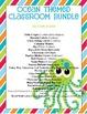 Ocean Classroom Decor Bundle